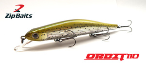 Воблер ZipBaits Orbit 110 SP-SR - преимущества