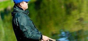 Непромокаемый дышащий костюм для рыбалки