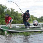 Рыбалка с лодки когда разрешена