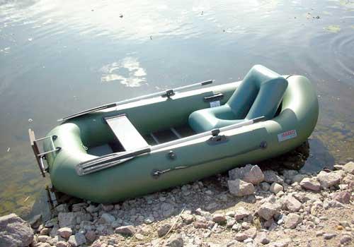 купить одноместную резиновую лодку для рыбалки