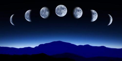 Фазы луны