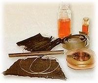 Инструменты для ремонта удилища
