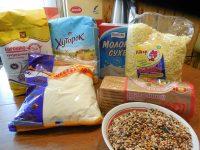Ингредиенты для приготовления бойлов