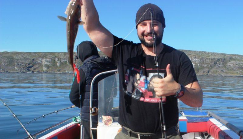 Рыбаки и рыба