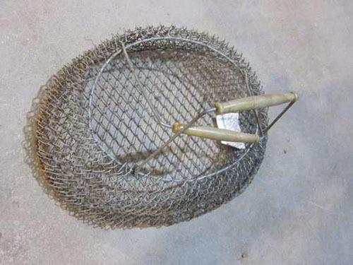 Садок для рыбы своими руками 61