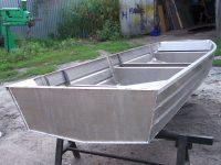 Лодка из дюралюминия