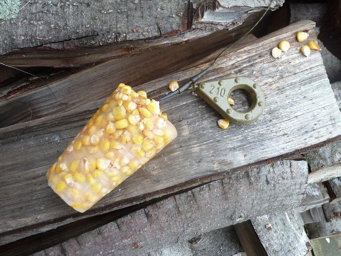 Кукуруза для рыбалки