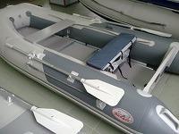 Лодка ПВХ с жестким полом