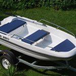 Пластиковые катера для рыбалки