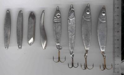 Хороши ли самодельные блесна на окуня для зимней рыбалки? Как их изготовить?