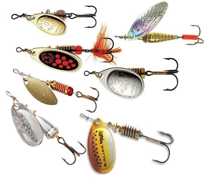 блесна для рыбалки что это