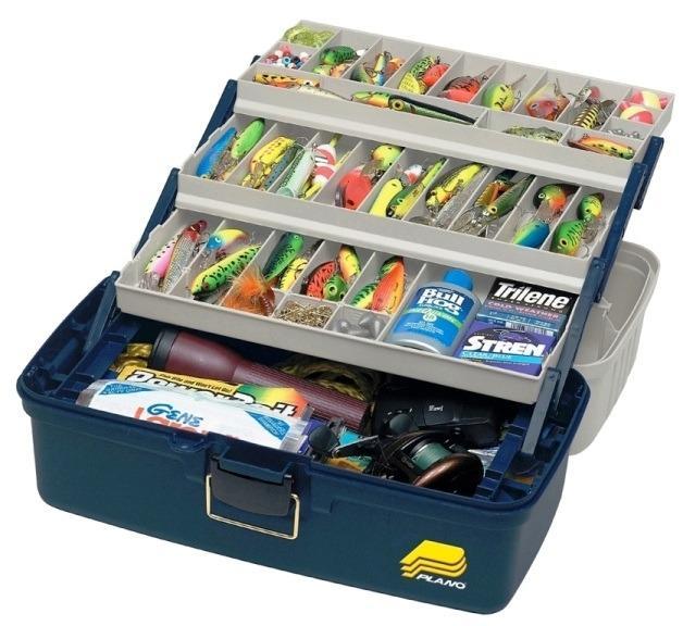 Рыболовный ящик