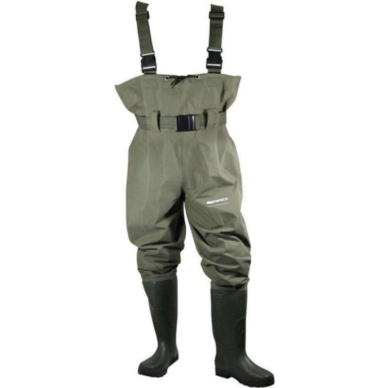 Резиновый костюм для рыбалки