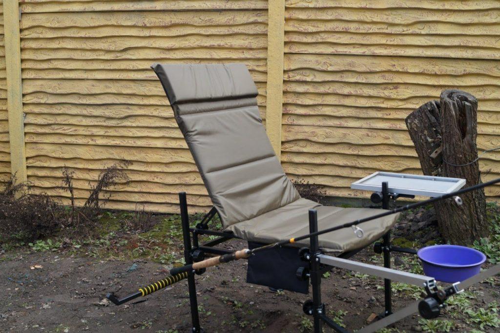 выбор кресла для фидера