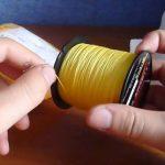 Леска или плетенка для спиннинга