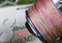 Цветная плетенка