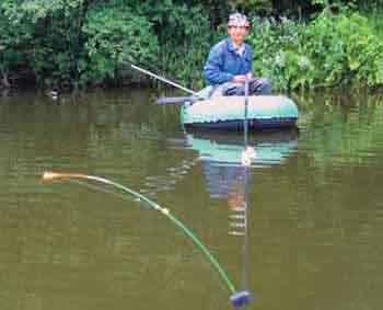 Рыбак и лодка