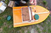 Кораблик для прикормки
