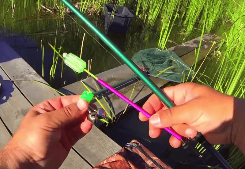 приманки для ловли на пружину