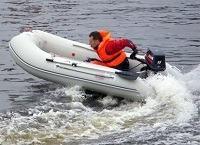 Силовой агрегат лодки ПВХ