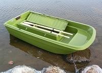 Пластиковая лодка Стрингер 250